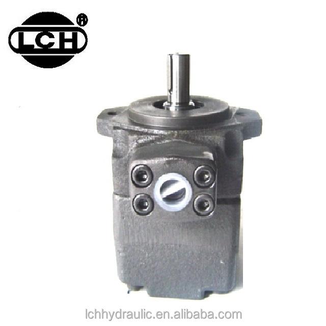 fixed hydraulic rotary vane pump denison t6c hydraulic pump
