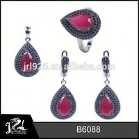 Factory direct sale wholesale silver jewelry china wholesale 925 silver jewelry set bangkok 925 sterling silver jewellery