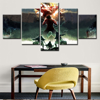 Good Quality Modular Pictures 5pcs Marvel Comics Superhero Canvas Painting  On The Wall Pictures For Living Room Hd Cuadros Decor - Buy Canvas Art ...