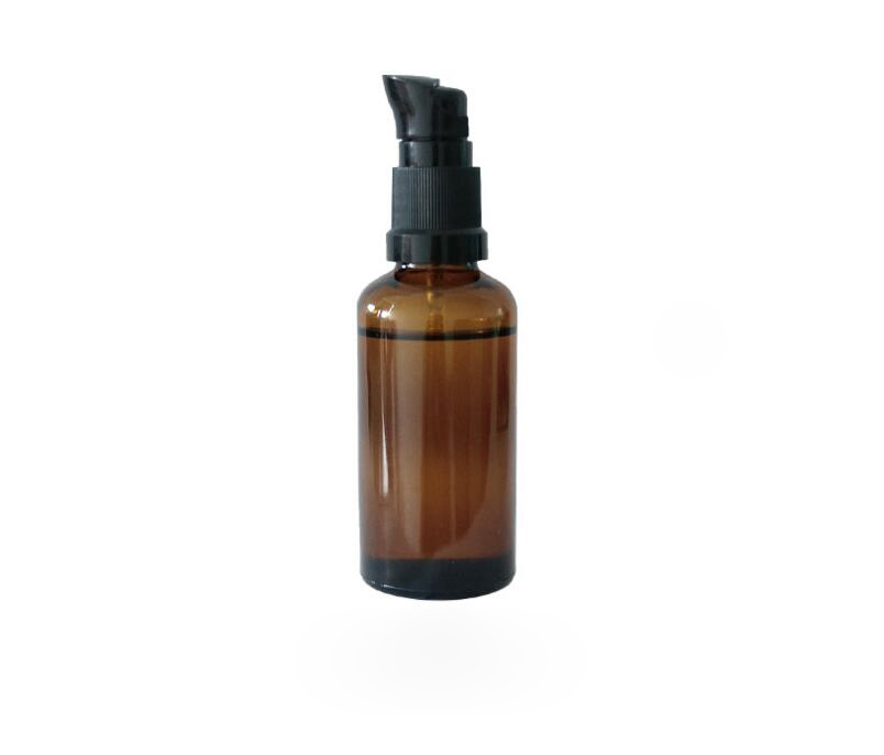 Men Hair Beard Growth Oil Bio Herren Bartöl 100% natürlich