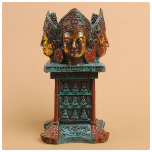 Beautiful Thailand Buddha ,Buddha for candle holder