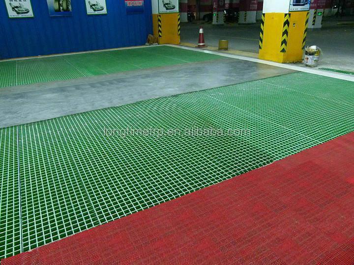 Frp Grate Flooring For Fishery & Fiberglass Sheets Flat Plastic ...