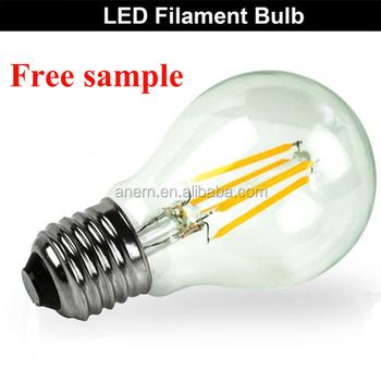 Hot led lamp parts product 100lmw 2w 4w 6w glass led filament bulb hot led lamp parts product 100lmw 2w 4w 6w glass led filament bulb mozeypictures Gallery