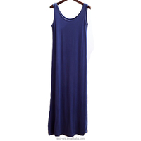 Promotion Office Wear Long Skirt Woman Casual Summer Dress