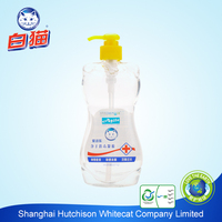 Waterless Hand Disinfectant
