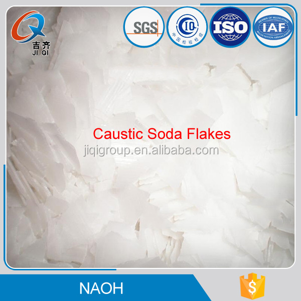 hot sale NaOH Bulk 98% Cautic Soda
