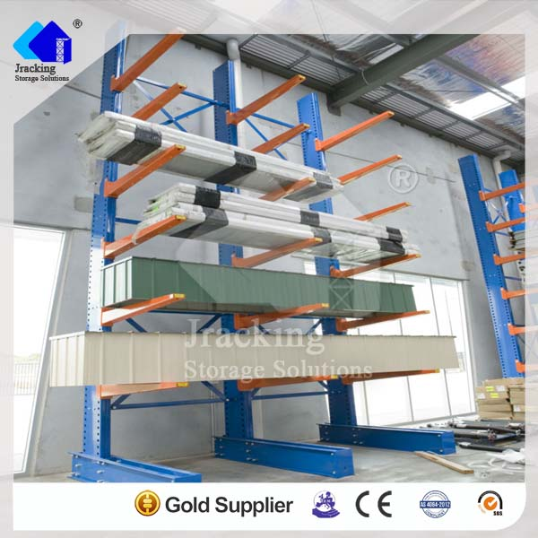 High Quality China Supplier Pipe Storage Iron Shelf for Plants Heavy Duty Shelf