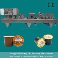 k cup filling and sealing machine