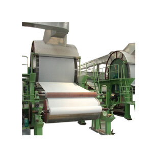1880mm Toilet Paper Making Machine Toilet Papermaking Machines Manufacturing