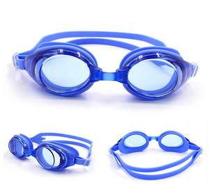 Sinle Anti-fog swimming goggles new design swimming pool equipment water proof anti-UV swimming goggles