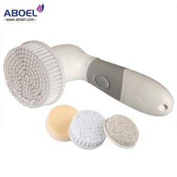 Oem Foot Care Body Scrub Brush Electric Face Clean Brush Buy