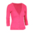 China custom good quality Womens 3/4 Sleeve Deep V Neck Knit Cardigan Women Fashion Sweater