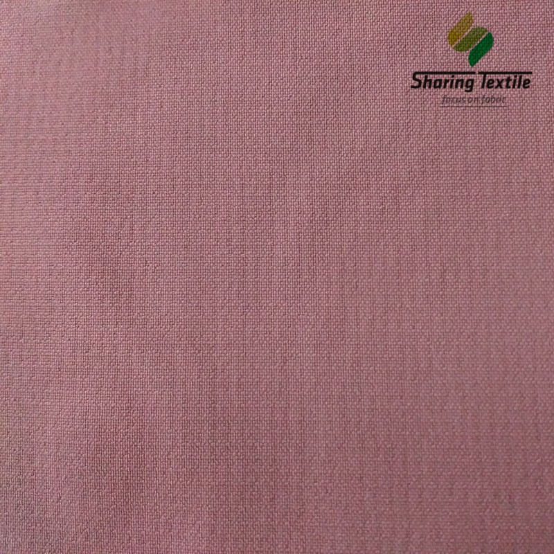 Factory Outlet Polyester Star Point Dobby Pongee Fabric