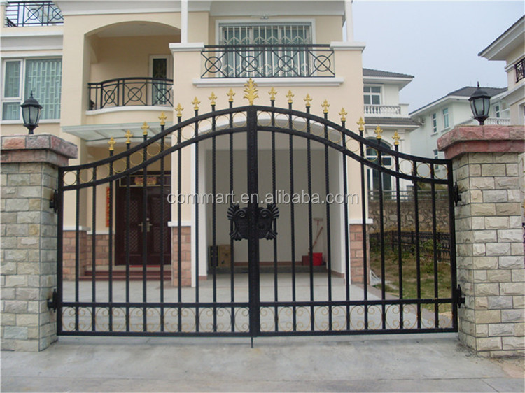 new model house gate design new home designs latest modern homesnew model house gate design main wrought iron house gate model buy