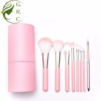 cosmetische makeup brush set voor jonge meisjes beginners