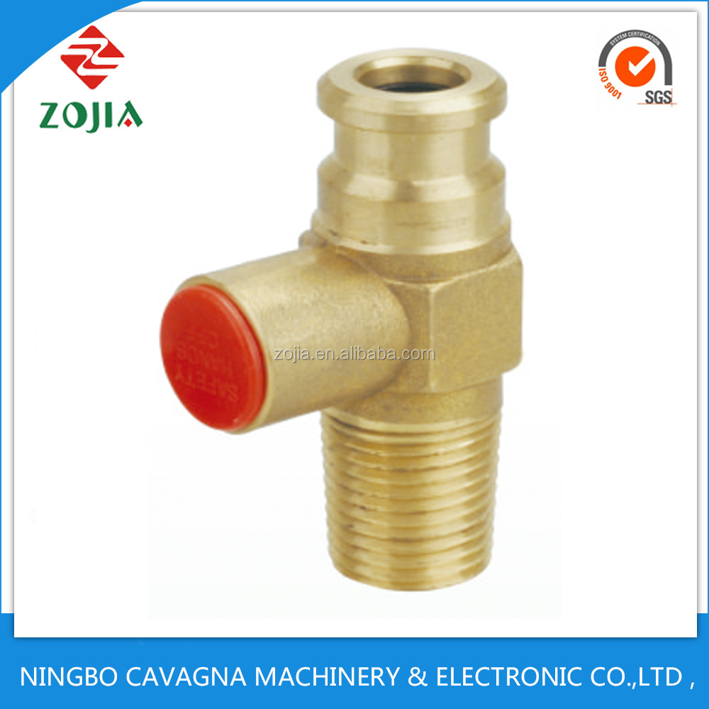 Indonesia market , Ghana Market good quality 20mm lpg gas cylinder valve with ISO9001 brass gas Valve ZJ-Y13