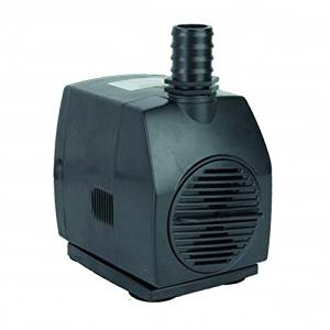 Jebao Submersible Fountain Pump (WP-3500, 1320gph) by Jebao