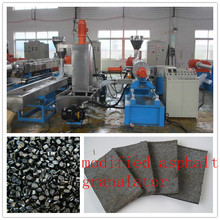 modified asphalt granulator and pelletizing making machine