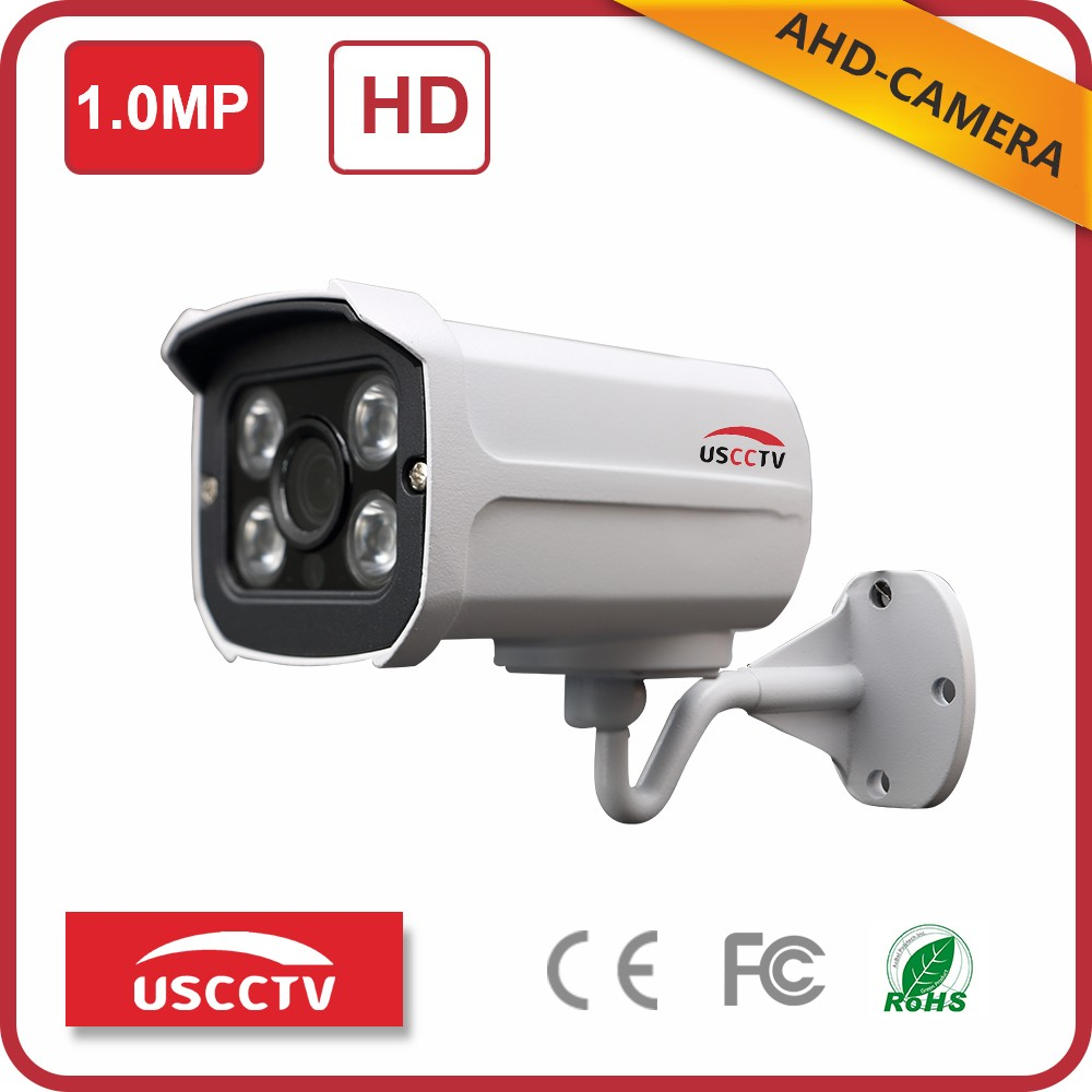 USC AHD 20m ir led working distance cctv cameras 24 cctv monitor weather proof camera
