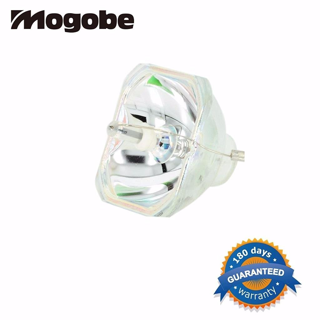 Mogobe Elplp53 Compatible Bare Bulb for Epson H341a H313a H314a H341b H326b H315b Projector