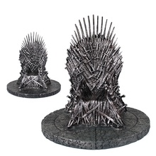 Nach Game of Thrones Spielzeug Modell Eisen Thron Skulptur Marvel Action <span class=keywords><strong>Figur</strong></span>