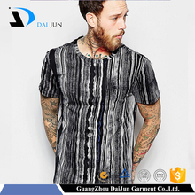 Daijun new design custom polyester full printed sunlimation t shirt