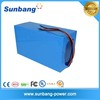 Solar storage battery 48v 36v 24v 10ah li ion battery pack e-bike battery for for electric weelchair,scooter