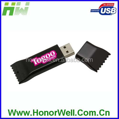 Chocolate Candy Fruit Sweet Promo Usb Memory Usb Bar Flash Disk