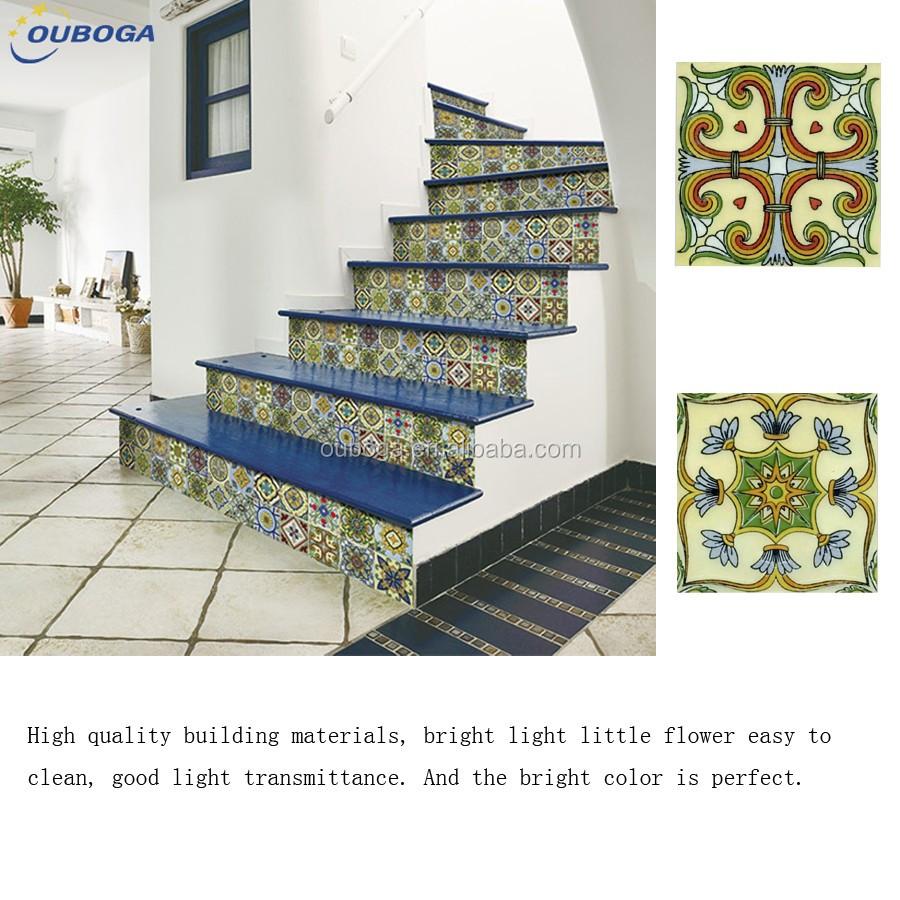 Wholesale Floor Ceramic Tile Cheap Mexican Tile Colorful Tile Made ...