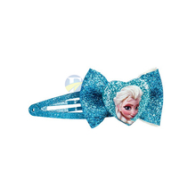 F J brand novelty cartoon hairpin frozen kids hairgrips