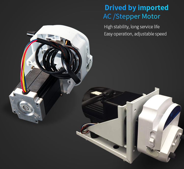 Force Flow 100 Lubchem: Manufacturer Yz1515x Peristaltic Pump Head For Pumping