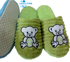 OEM kid's winter warm indoor slippers factory