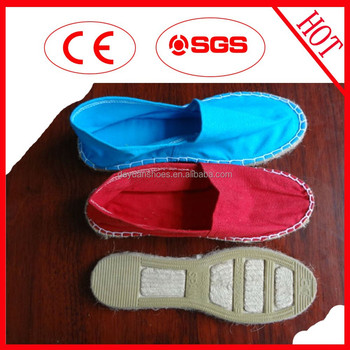 2015 Durable new model espadrilles men