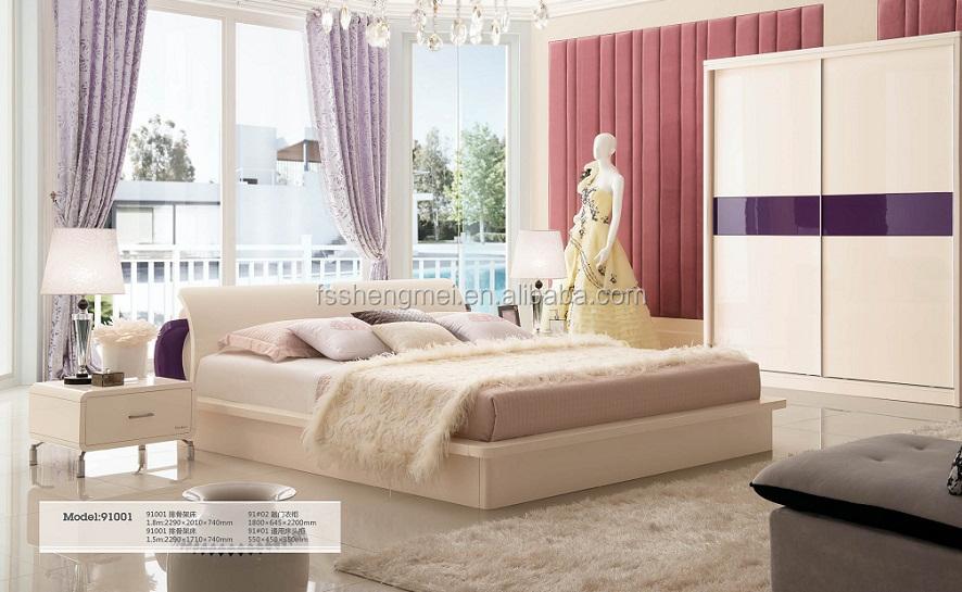 Wedding Bedroom Furniture Design Very Cheap Price Modern Bedroom Sets King  Size Bed Wardrobe