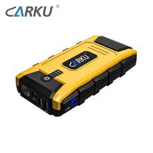 CARKU 2018 New portable 13000mAh Type C 15W lithium Car Jump Starter Battery Booster Charger 800A Peak Current