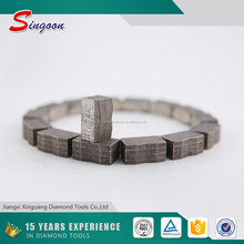 Diamond concrete cutting blade segment tools used for workshop