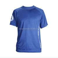 wholesale 180 grams made in China viscose/cotton 95% cotton 5% elastane t shirt suppliers