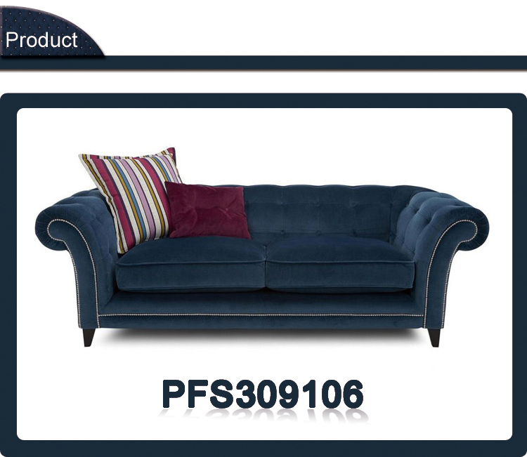 fabric Italy new design sofa PFS309106