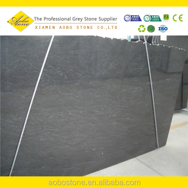 Black jet mist granite slabs for sale