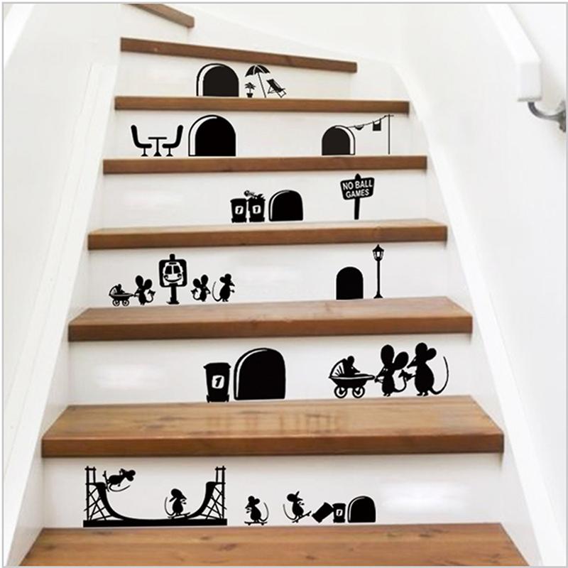 commentaires escalier stickers muraux faire des achats en ligne commentaires escalier stickers. Black Bedroom Furniture Sets. Home Design Ideas