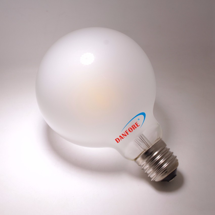 8W AC85-265V G30 G95 Frost led bulb light with 2 years warranty