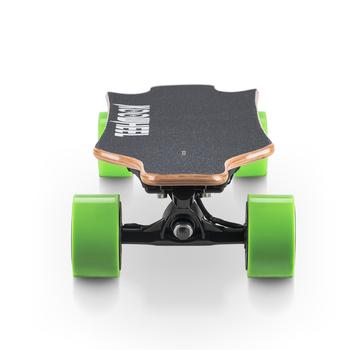 Remote Control Diy Electric Skateboard Two Hub Motor Koowheel Fast