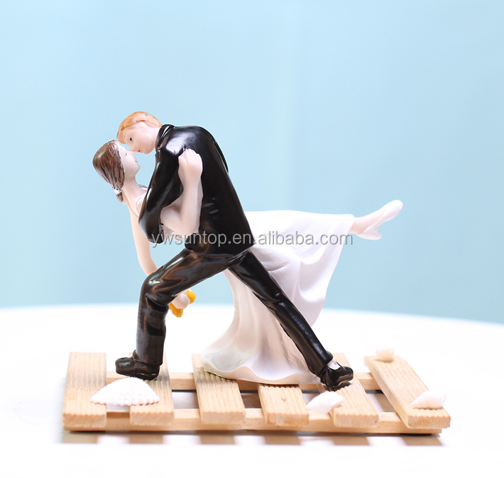 wedding cake topper groom dipping bride quot a dip quot cake topper and groom 26328