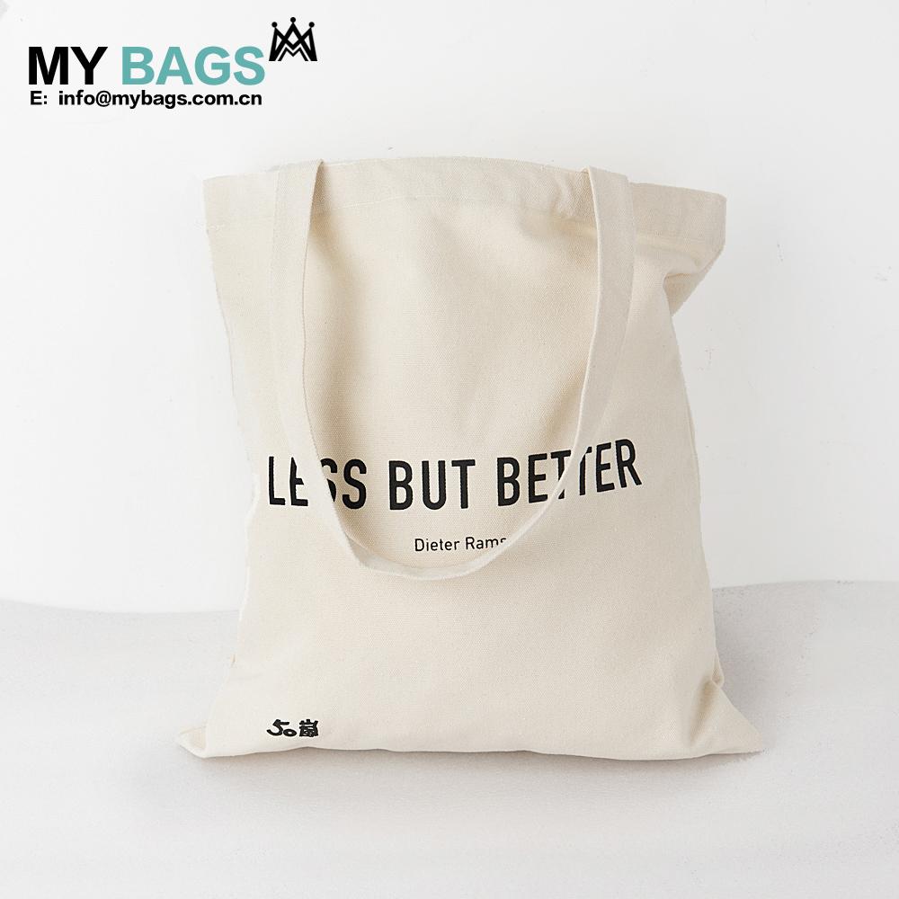 カスタム卸売再利用可能な安い生地ショッピングバッグリサイクル印刷リサイクル食料品コットンキャンバストートバッグ