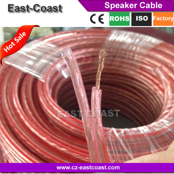 high end 14 Gauge Ga 14Awg OFC Speaker Cable Wire 100FT