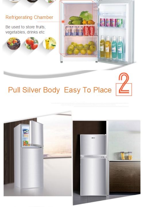 208l No Frost Twist Ice Maker Optional Fridge Refrigerator Door With Water  Dispenser - Buy Refrigerator Door Product on Alibaba com