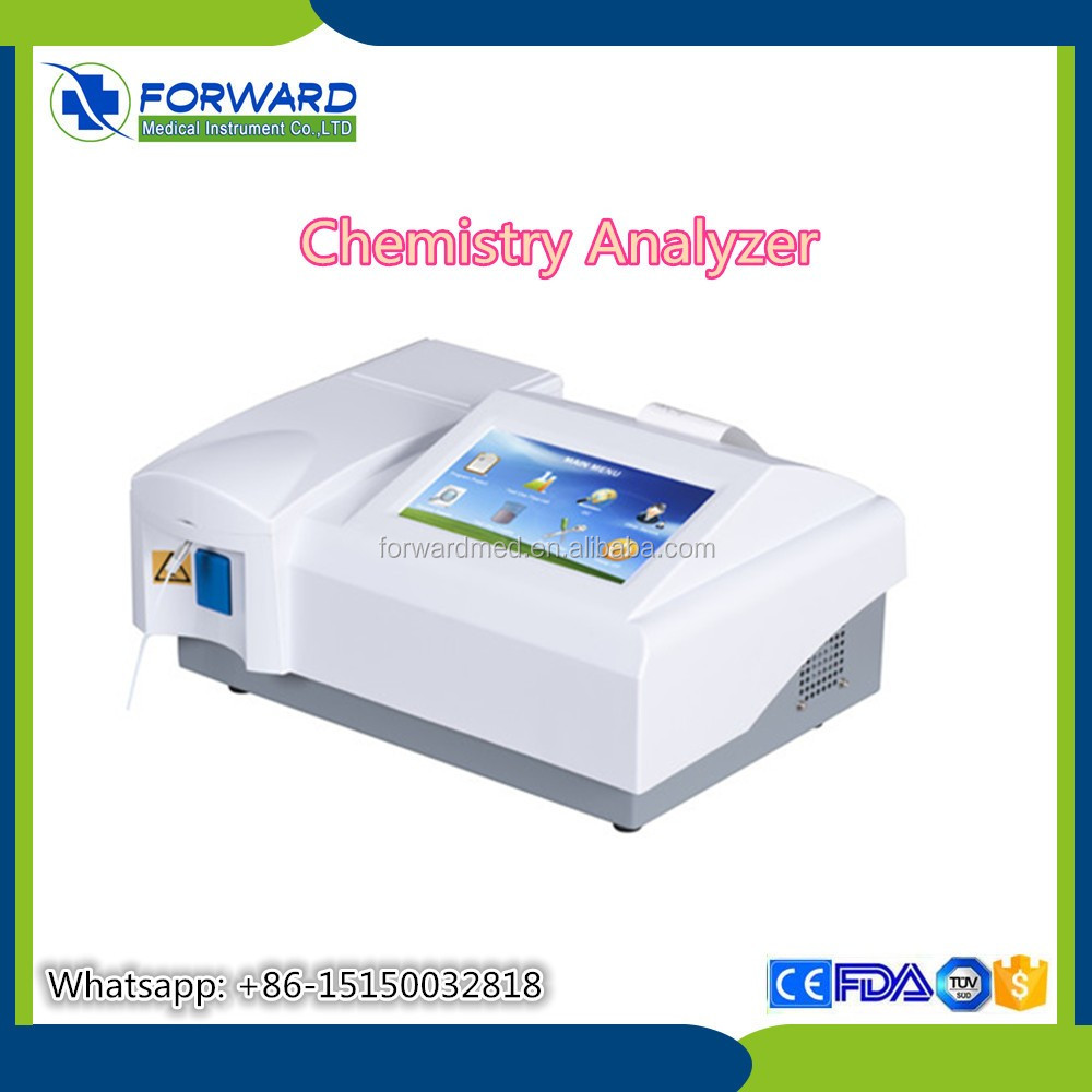 programming reagent open clinical veterinary semi-automatic Biochemistry Analyzer with low price