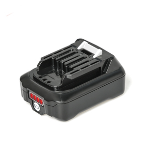 To Russia Small and Portable Replacement Lithium Ion Battery 18650 cells 12V 2.5Ah for Makit a power tools