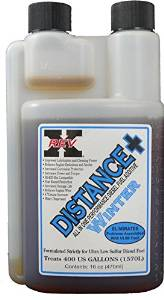REV-X DISPW-1600 Distance+ Winter Diesel Fuel Additive