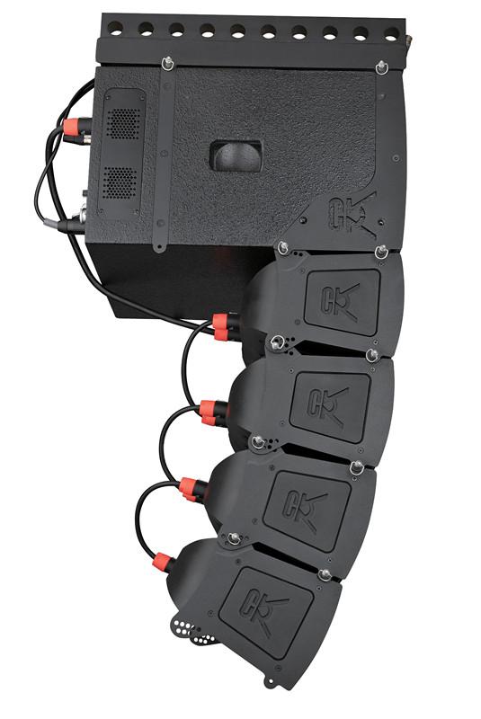 Cvr Line Array Speaker System Bluetooth Speaker Bass Home